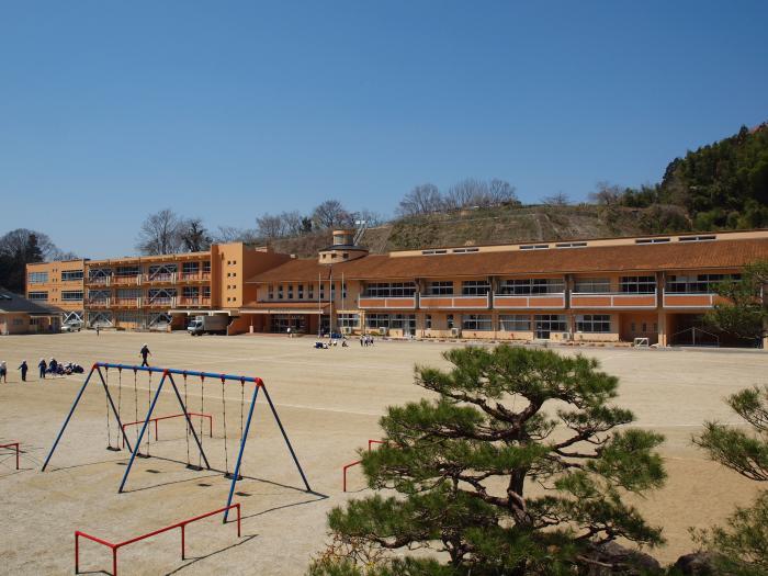 小浜小校舎