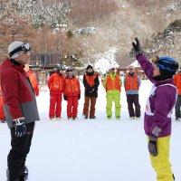 第1回スキー教室