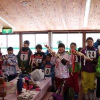 校内スキー大会・第3回スキー教室